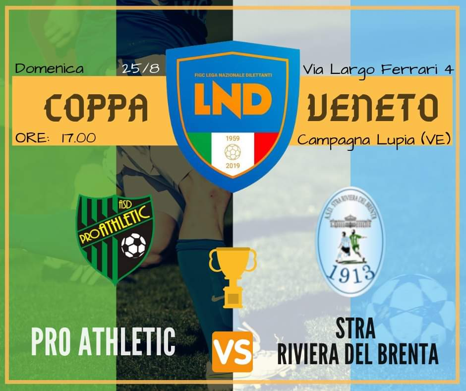 Pro Athletic - A.S.D. Stra Riviera del Brenta